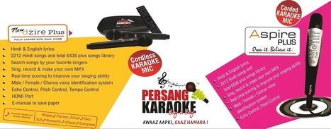 New Dzire Plus Karaoke Music System   Persang K