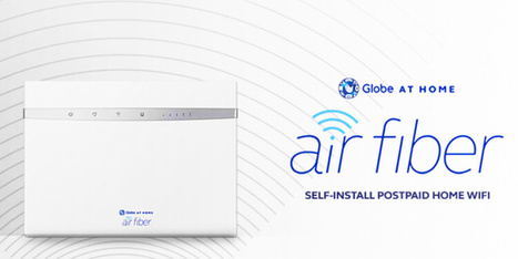 globe air fiber' in Gadget Reviews | Scoop it