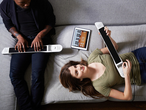 Introducing the Artiphon INSTRUMENT 1   Mobile & Technology   Scoop.it