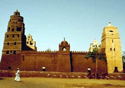 Yaama Mosque - Falke Barmou   Islamic Art   Scoop.it