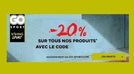 3c59b37f838f code promo,Go Sport,GoSport,Sport  in SUPER BONS PLANS   Scoop.it