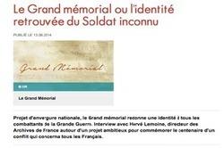 Registres matricules : le Grand Mémorial sera lancé le 11 novembre | Généalogie en Pyrénées-Atlantiques | Scoop.it