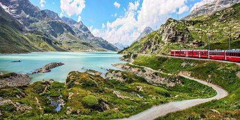 The Swiss train tourists don't take | Grande Passione | Scoop.it