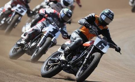 American Flat Track Events to Air Nationwide | California Flat Track Association (CFTA) | Scoop.it