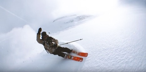 This action-packed ski video was shot entirely on an iPhone ... and it's incredible | Macwidgets..some mac news clips | Scoop.it