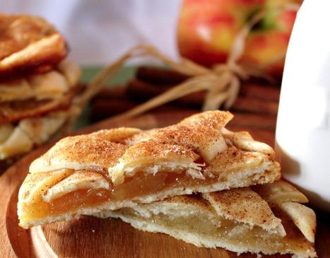 thecakebar: Apple Pie Cookies Tutorial{click... | Cookie Baking | Scoop.it