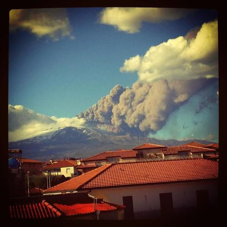 Twitter / DalilaLicc: Oggi l'etna ha dato ... | Sicilia Tour  www.sicilia-tour.it | Scoop.it