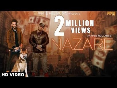 Nazare - Punjabi Song Hindi Lyrics With Meaning