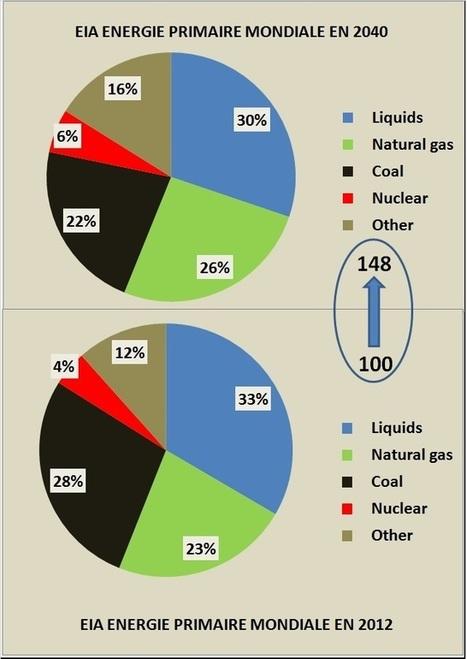 Un exemple de prise en compte de la lente substituabilité compétitive des sources primaires d'énergie | Dr. Goulu | Scoop.it