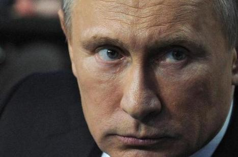What's eating Vladimir Putin? | News From Stirring Trouble Internationally | Scoop.it