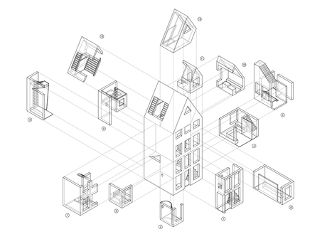 La construction de la première maison au monde imprimée en 3D est en cours - www.journaldunet.com   Innovation dans l'Immobilier, le BTP, la Ville, le Cadre de vie, l'Environnement...   Scoop.it