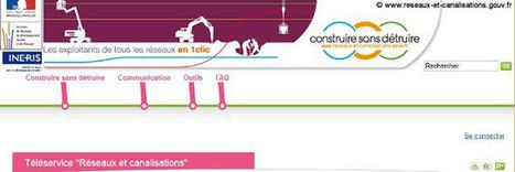 Un site Internet pour visualiser tous les réseaux   Immobilier   Scoop.it
