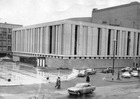 24 avril 1963. Caen. La Maison de la Culture aurait eu 50 ans cette semaine - Caen.maville.com | Que s'est il passé en 1963 ? | Scoop.it