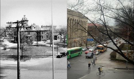 Pittsburgh Then and Now | Geomatic | Scoop.it