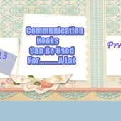 Communication Books Can Be Used For….A Lot   Aided Language Input   Scoop.it