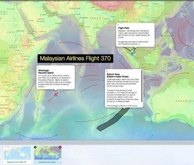 MapMaker Interactive. Créer des cartes en ligne | CDI pédagogie | Scoop.it