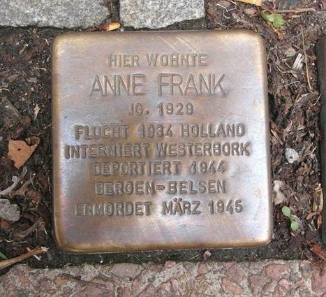 Nous rendons le Journal d'Anne Frank au domaine public ! Serez-vous des nôtres ? | Open world | Scoop.it