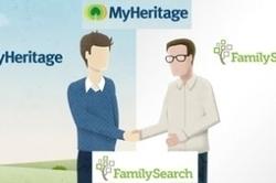 Accord poids-lourd entre les Mormons et MyHeritage | Rhit Genealogie | Scoop.it