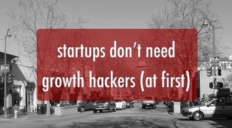 You don't need a growth hacker | @andrewchen | Growth Hacking | Scoop.it