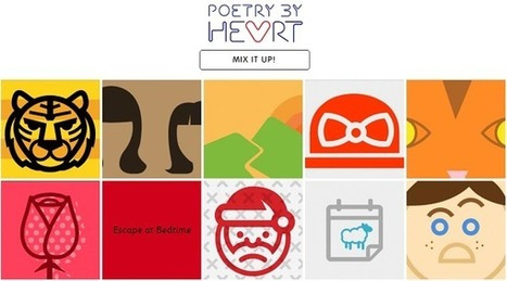 Poetry by Heart: resources for teaching poetry | TELT | Scoop.it