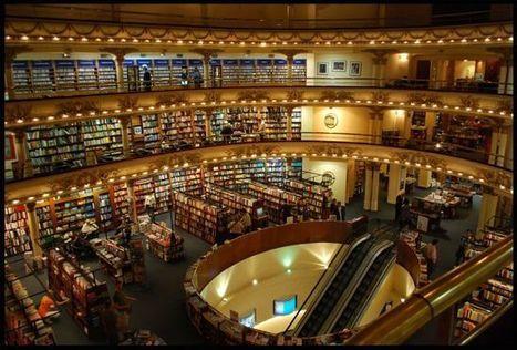Declaran a Buenos Aires como la capital mundial de las librerías | Educación 2017 | Scoop.it