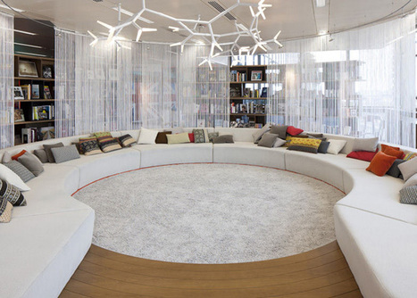 Stimulating Google Office Design In London | Spry Designs | Scoop.it