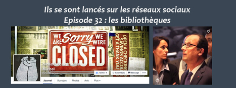 [Ils se sont lancés sur les réseaux sociaux] Episode 32 : les bibliothèques | François MAGNAN  Formateur Consultant | Scoop.it