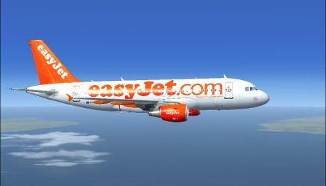 EasyJet lance son 1er site internet pour les téléphones mobiles | Airliners | Scoop.it