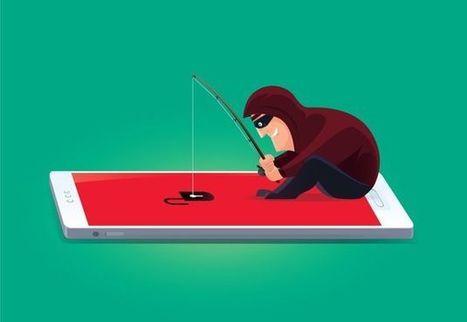 Deux employés sur cinq ne prêtent pas attention aux risques du phishing mobile ...