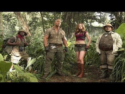 29+ Jumanji Welcome To The Jungle Full Movie Download 720P In English Pictures