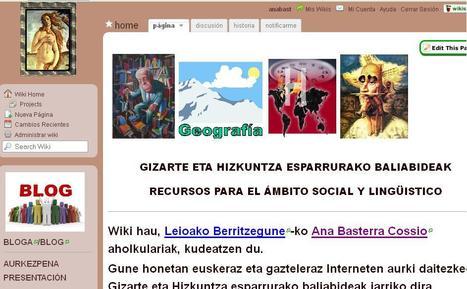Recursos digitales para el ámbito social y lingüístico   paprofes   Scoop.it