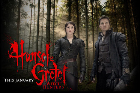 Hansel and gretel witch hunters movie free download torrent.