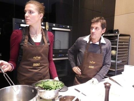 «Mieux manger m'a permis d'améliorer mes performances» | Bien dans ma cuisine | Huiles essentielles by Danièle Festy | Scoop.it
