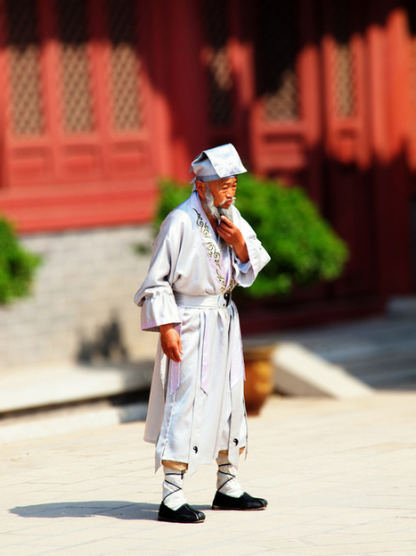 256 Year Old Chinese Herbalist Li Ching-Yuen, Holistic Medicine, and 15 Character Traits That Cause Diseases | Energy Health | Scoop.it