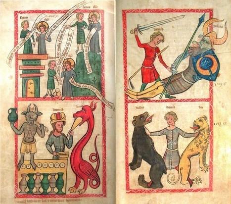 Groupe de travail sur les images médiévales 8/11 | Bloghistosphère | Scoop.it