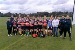 OXFORDSHIRE'S YOUNG RUGBY STARS TRAIN ALONGISDE THE LEICESTER TIGERS - Oxford Prospect | Oxford Today | Scoop.it