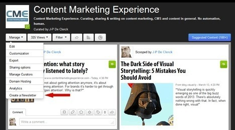 Creating newsletters with content curation platforms   Scoop.it Tips and Tricks   Scoop.it