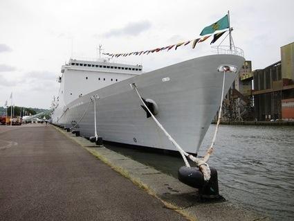 Escale à l'Armada de Rouen (2) : Visite du Monge | Bateaux et Histoire | Scoop.it
