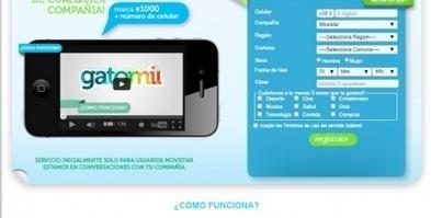Gatomil: la aplicación chilena para llamar gratis desde tu celular | aprender a emprender | Scoop.it