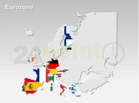Eurozone Map - Editable PowerPoint Presentation | PowerPoint Presentation Tools and Resources | Scoop.it