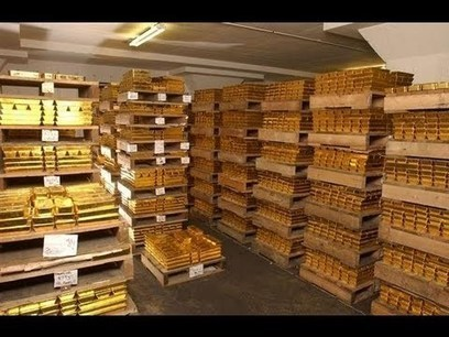 JP Morgan Gobbles Tons of Physical Gold! | AVERY B. GOODMAN BLOG | Gold and What Moves it. | Scoop.it