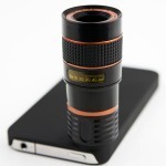 iPhone Photojojo Telephoto Lens Lets You Zoom Way In On the Action | All Geeks | Scoop.it