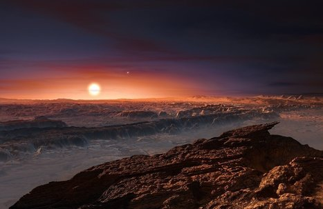 Planet Found in Habitable Zone Around Nearest Star - Pale Red Dot campaign reveals Earth-mass world in orbit around Proxima Centauri | The virtual life | Scoop.it