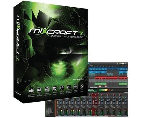 Mixcraft 7 free registration code and id | Mixcraft 8 Crack Keygen +