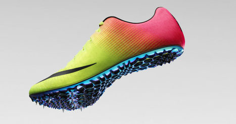 ebbeed97e4a Check Out Nike s Crazy New Machine-Designed Track Shoe