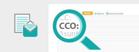 ¡Utiliza copia oculta! No juegues con la privacidad de los demás | E-learning del futuro | Scoop.it