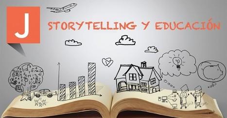 Storytelling o el arte de contar historias que enseñan | Recursos Primaria en Scoop.it | Scoop.it
