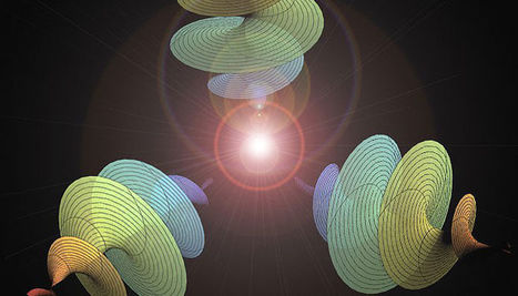 "Triple entanglement in three dimensions: Three ""twisted"" photons entangled 