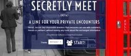 Secretlymeetme. Creer une timeline collaborative privée | Trucs&Astuces : veille2.0 | Scoop.it