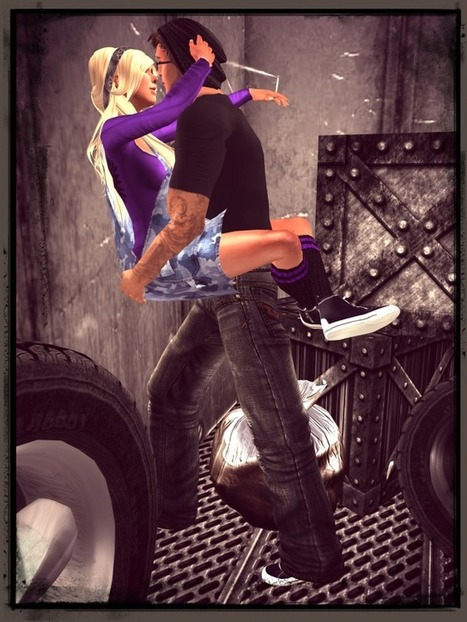Oh rockthissss | Free Stuff in Second Life | Scoop.it